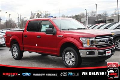 2020 F-150 SuperCrew Cab 4x4, Pickup #BA69071 - photo 1