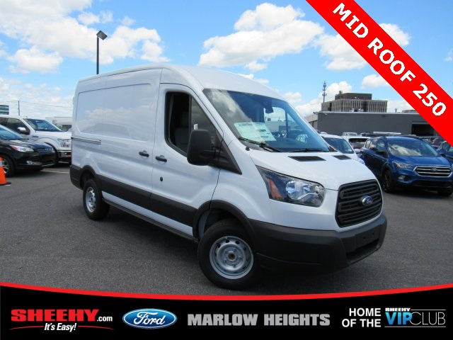 2019 Transit 250 Med Roof 4x2,  Empty Cargo Van #BA81671 - photo 1