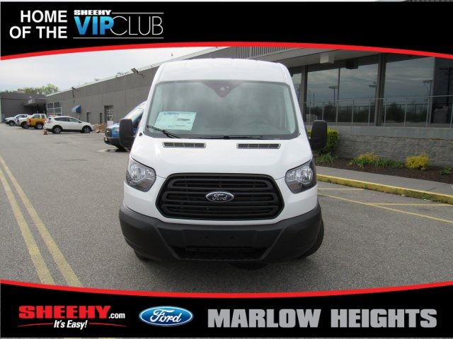 2019 Transit 250 Med Roof 4x2,  Empty Cargo Van #BA81673 - photo 4