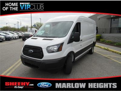 2019 Transit 250 Med Roof 4x2,  Empty Cargo Van #BA81673 - photo 5