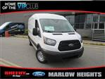 2019 Transit 250 Med Roof 4x2,  Empty Cargo Van #BA81673 - photo 3