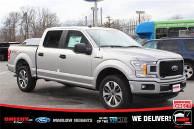 2020 Ford F-150 SuperCrew Cab 4x4, Pickup #BFA82483 - photo 1