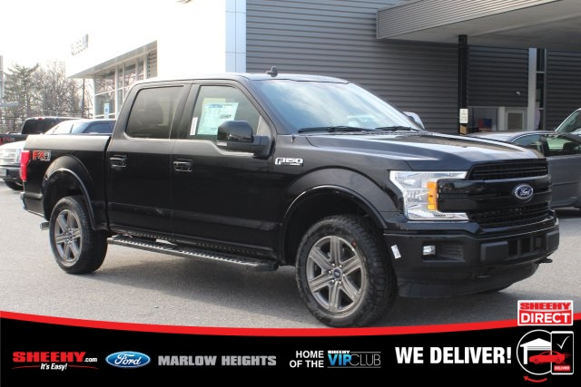 2020 F-150 SuperCrew Cab 4x4, Pickup #BA91765 - photo 1