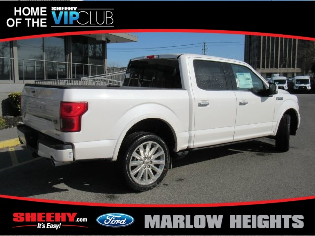 2019 F-150 SuperCrew Cab 4x4,  Pickup #BA92889 - photo 2