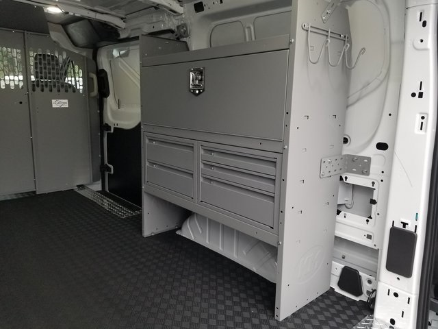 2018 Transit 150 Low Roof 4x2,  Kargo Master General Service Upfitted Cargo Van #BA94885 - photo 29