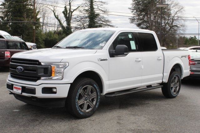 2020 F-150 SuperCrew Cab 4x4, Pickup #BB05784 - photo 3
