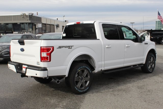 2020 F-150 SuperCrew Cab 4x4, Pickup #BB05784 - photo 2