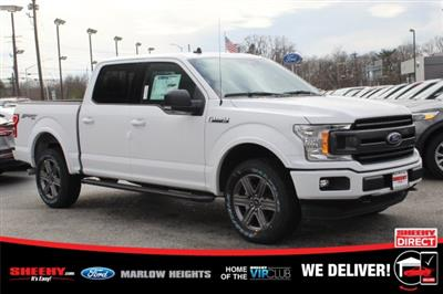 2020 F-150 SuperCrew Cab 4x4, Pickup #BB05784 - photo 1