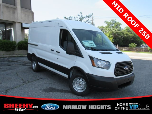 2019 Transit 250 Med Roof 4x2,  Empty Cargo Van #BB15290 - photo 1