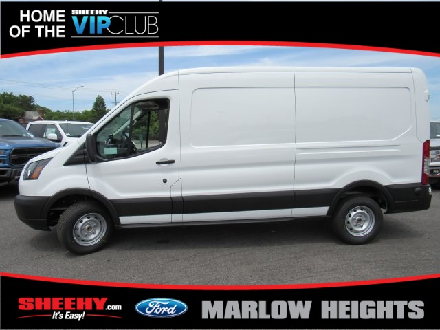 2019 Transit 250 Med Roof 4x2,  Empty Cargo Van #BB15291 - photo 7