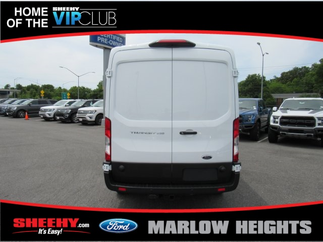 2019 Transit 250 Med Roof 4x2,  Empty Cargo Van #BB15291 - photo 9