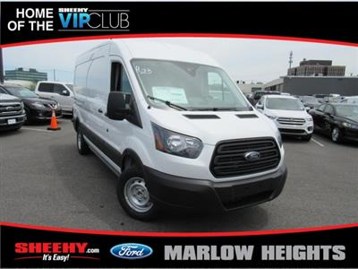 2019 Transit 250 Med Roof 4x2,  Empty Cargo Van #BB15291 - photo 4