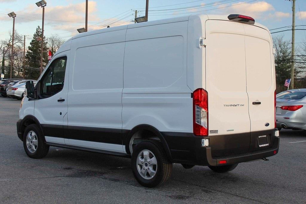 2020 Ford Transit 250 Med Roof 4x2, Empty Cargo Van #BB15917 - photo 4