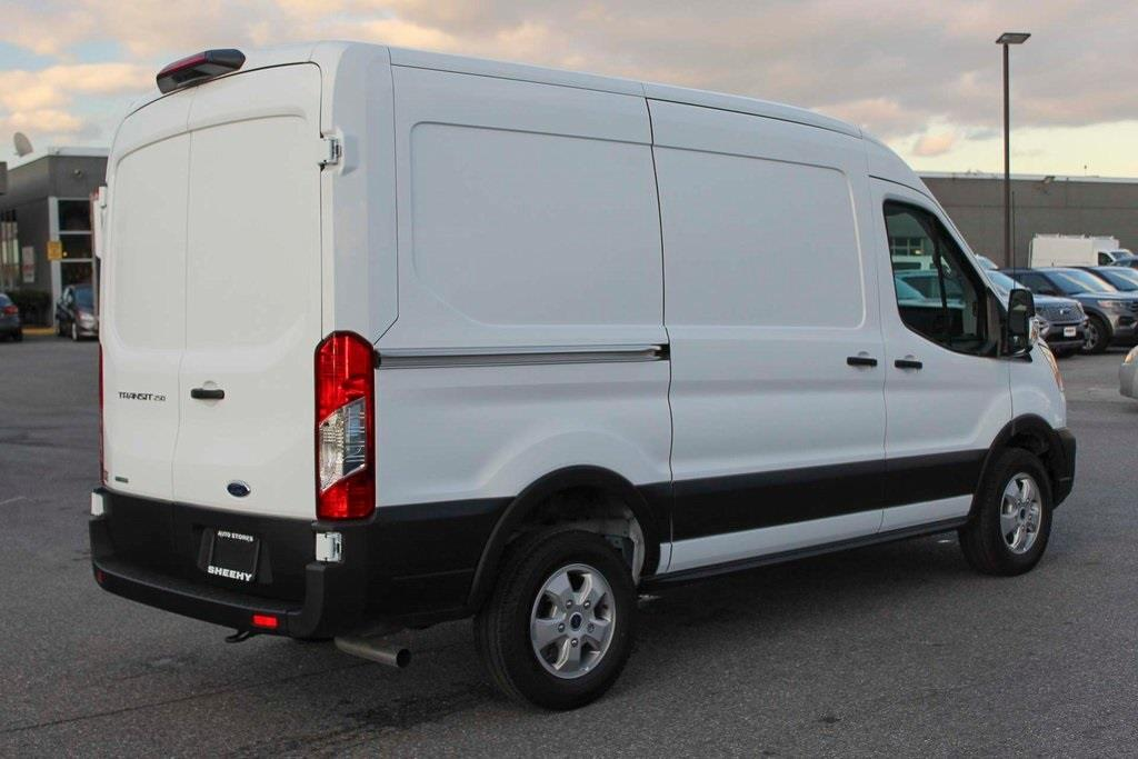 2020 Ford Transit 250 Med Roof 4x2, Empty Cargo Van #BB15917 - photo 5