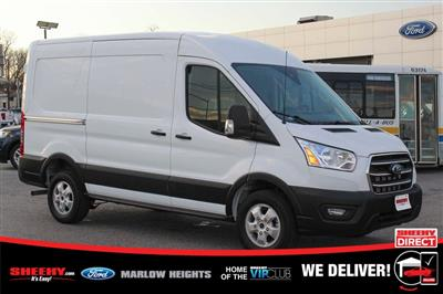 2020 Ford Transit 250 Med Roof 4x2, Empty Cargo Van #BB15917 - photo 1
