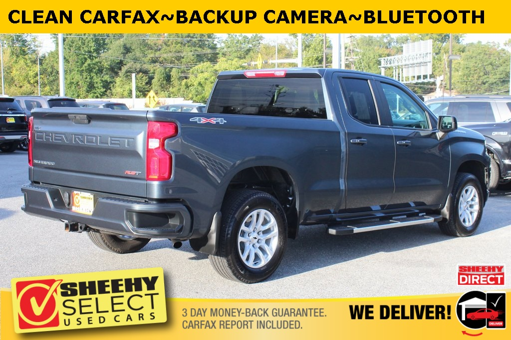 2019 Chevrolet Silverado 1500 Double Cab 4x4, Pickup #BB20261A - photo 2