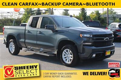 2019 Chevrolet Silverado 1500 Double Cab 4x4, Pickup #BB20261A - photo 1