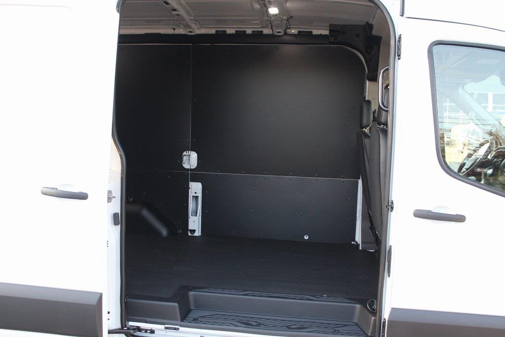 2020 Ford Transit 250 Med Roof RWD, Empty Cargo Van #BB23908 - photo 11