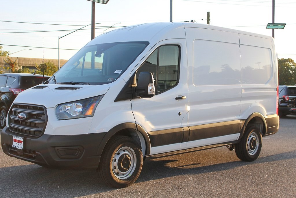 2020 Ford Transit 250 Med Roof RWD, Empty Cargo Van #BB23908 - photo 3