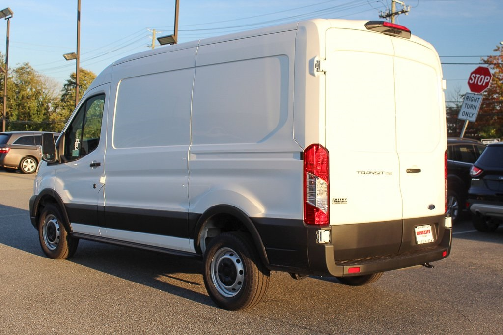 2020 Ford Transit 250 Med Roof RWD, Empty Cargo Van #BB23908 - photo 4