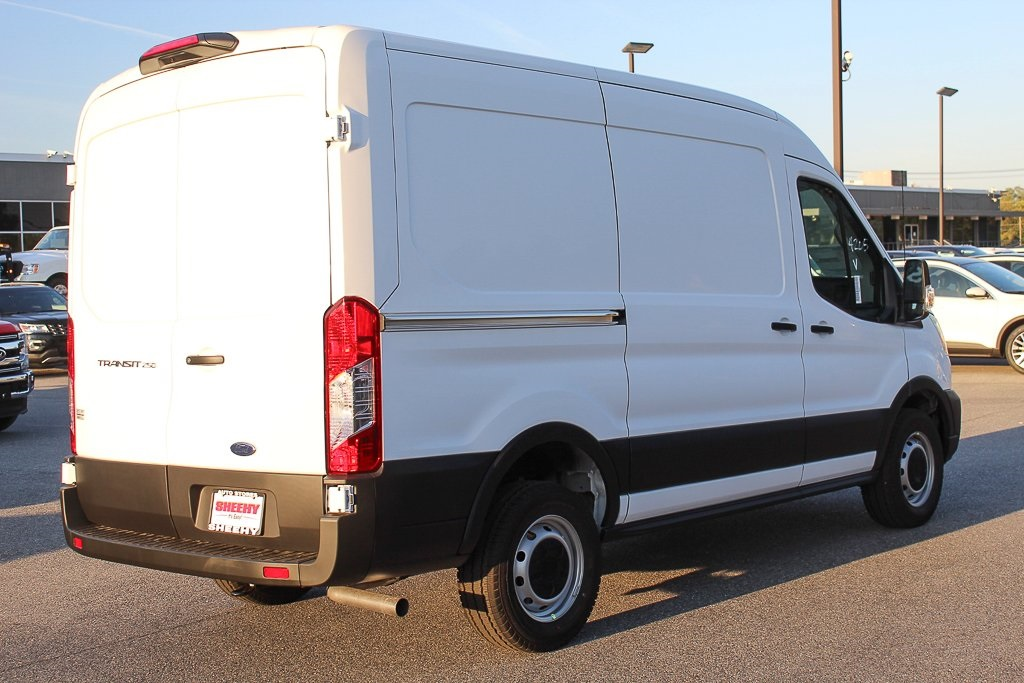 2020 Ford Transit 250 Med Roof RWD, Empty Cargo Van #BB23908 - photo 5