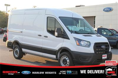 2020 Ford Transit 250 Med Roof RWD, Empty Cargo Van #BB23908 - photo 1