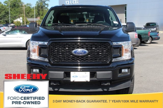 2018 F-150 SuperCrew Cab 4x4,  Pickup #BB25543A - photo 3