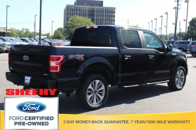 2018 F-150 SuperCrew Cab 4x4,  Pickup #BB25543A - photo 2