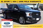 2018 F-150 SuperCrew Cab 4x4,  Pickup #BB25543A - photo 1