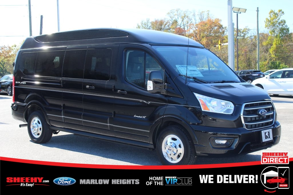 2020 Ford Transit 150 Low Roof AWD, Explorer Passenger Wagon #BB26644 - photo 1