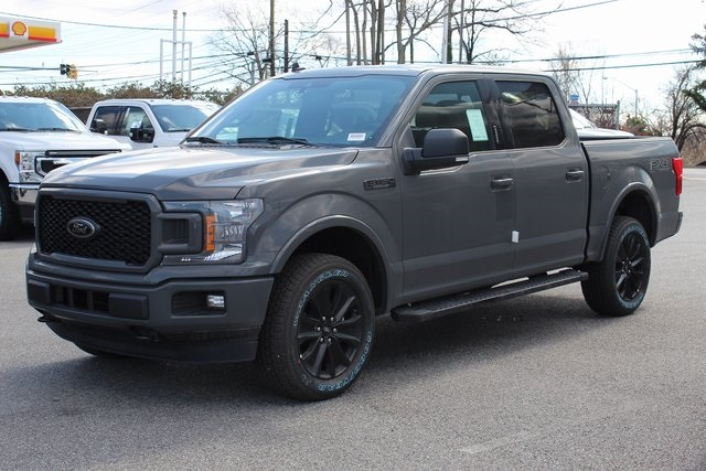 2020 F-150 SuperCrew Cab 4x4, Pickup #BB28596 - photo 3