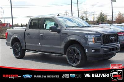 2020 F-150 SuperCrew Cab 4x4, Pickup #BB28596 - photo 1