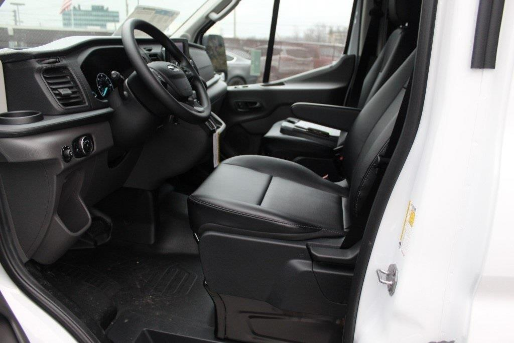 2020 Ford Transit 250 Med Roof 4x2, Empty Cargo Van #BB38960 - photo 12