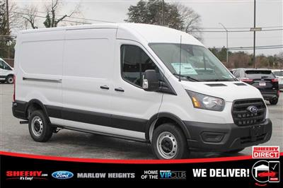 2020 Ford Transit 250 Med Roof 4x2, Empty Cargo Van #BB38960 - photo 1