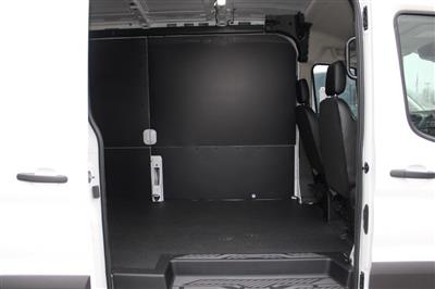 2020 Ford Transit 250 Med Roof 4x2, Empty Cargo Van #BB38960 - photo 10
