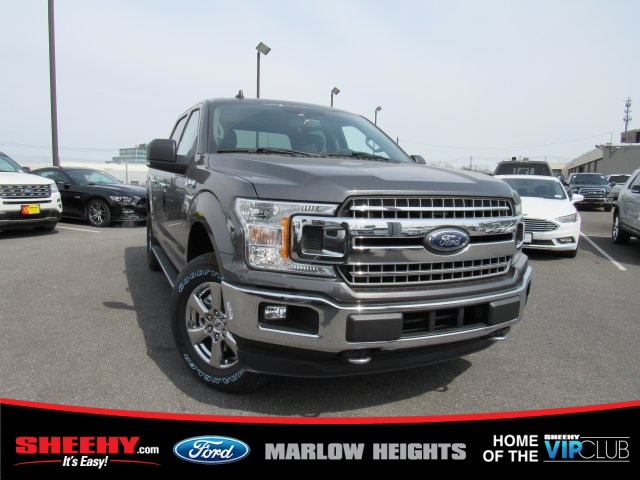 2019 F-150 SuperCrew Cab 4x4,  Pickup #BB43723 - photo 3
