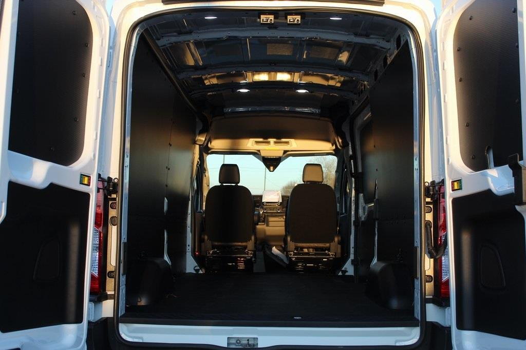2020 Ford Transit 250 Med Roof 4x2, Empty Cargo Van #BB45718 - photo 2