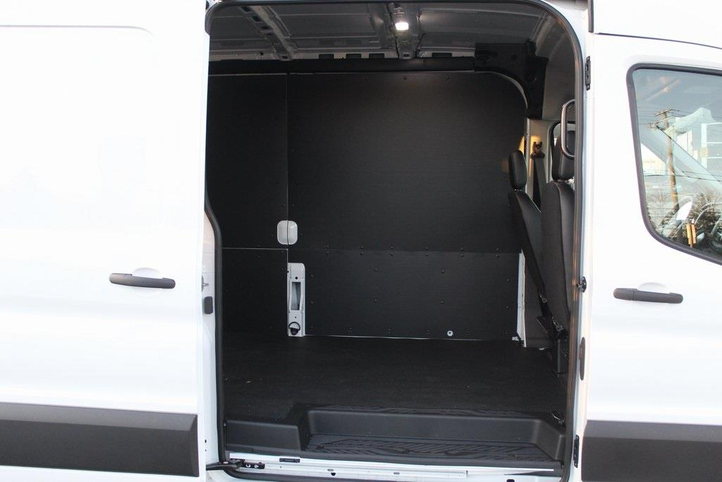 2020 Ford Transit 250 Med Roof 4x2, Empty Cargo Van #BB45718 - photo 10