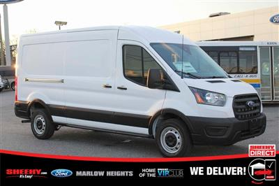 2020 Ford Transit 250 Med Roof 4x2, Empty Cargo Van #BB45718 - photo 1