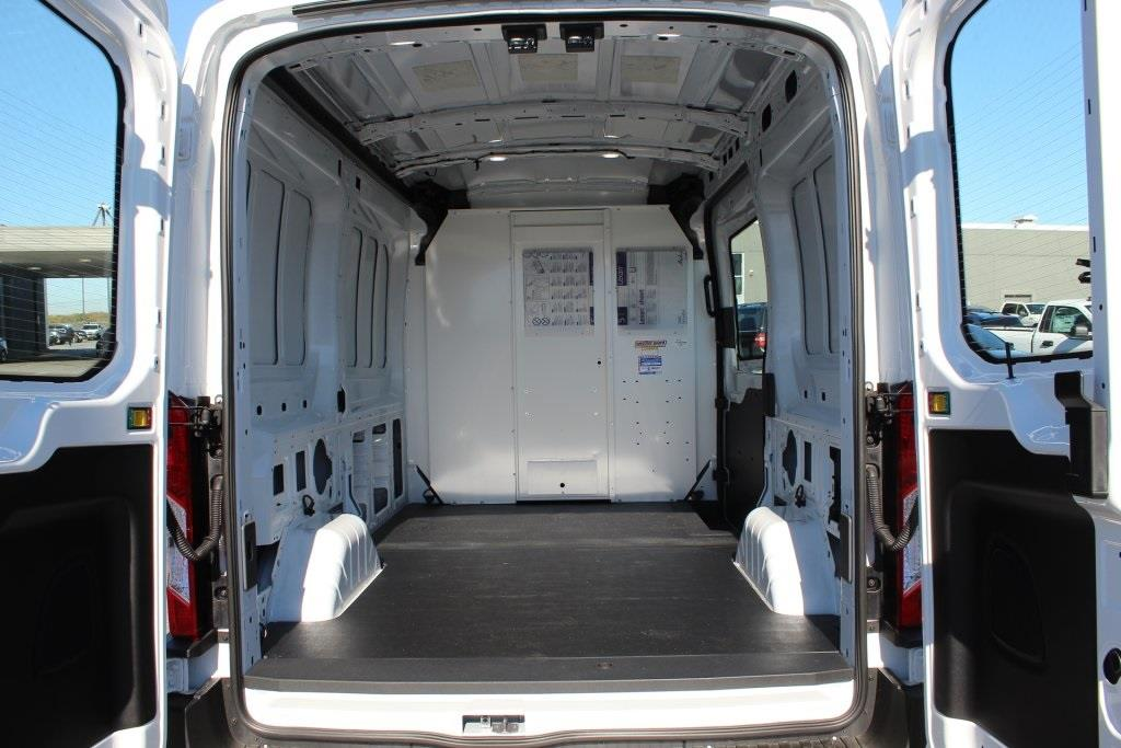 2020 Ford Transit 250 Med Roof 4x2, Empty Cargo Van #BB46923 - photo 1
