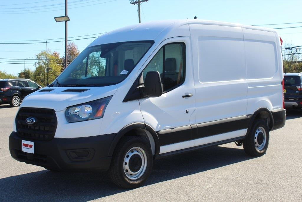 2020 Ford Transit 250 Med Roof 4x2, Empty Cargo Van #BB46924 - photo 3