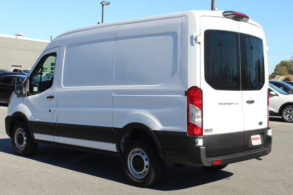 2020 Ford Transit 250 Med Roof 4x2, Empty Cargo Van #BB46924 - photo 4