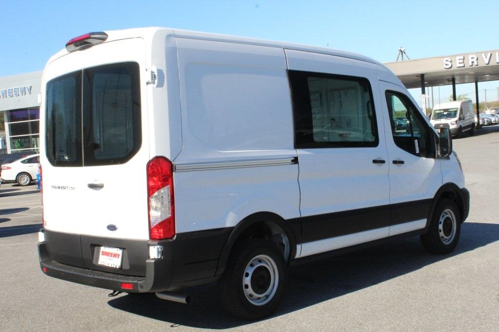 2020 Ford Transit 250 Med Roof 4x2, Empty Cargo Van #BB46924 - photo 5