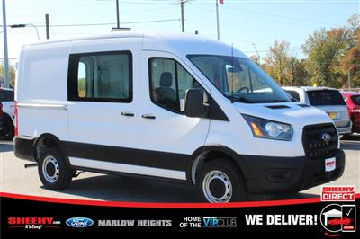 2020 Ford Transit 250 Med Roof 4x2, Empty Cargo Van #BB46924 - photo 1