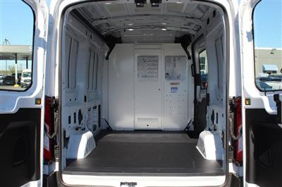2020 Ford Transit 250 Med Roof 4x2, Empty Cargo Van #BB46924 - photo 2