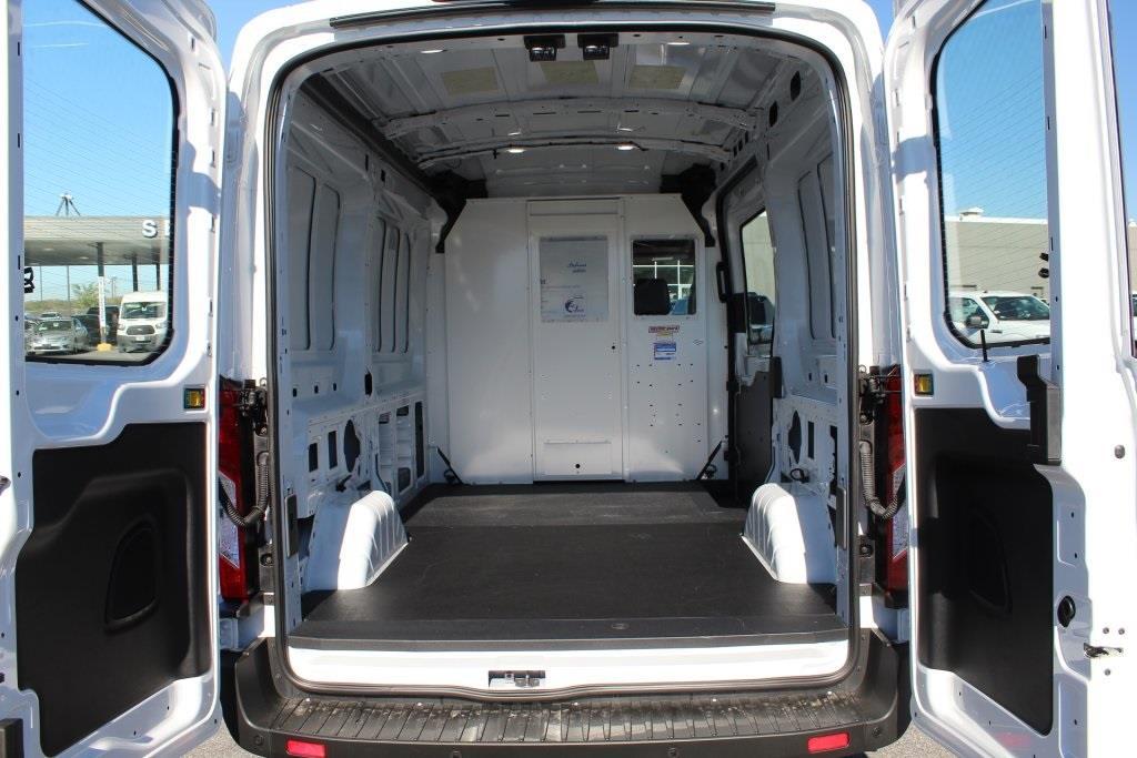 2020 Ford Transit 250 Med Roof 4x2, Empty Cargo Van #BB46925 - photo 2