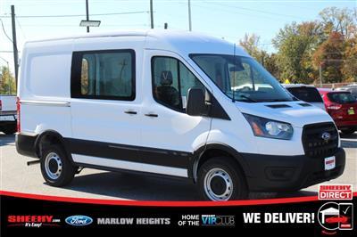 2020 Ford Transit 250 Med Roof 4x2, Empty Cargo Van #BB46925 - photo 1
