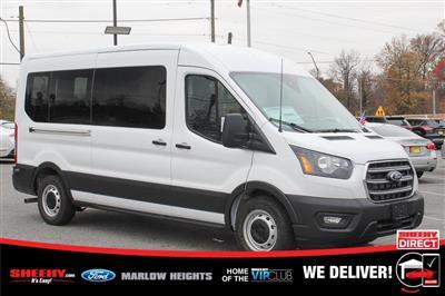2020 Ford Transit 350 Med Roof 4x2, Passenger Wagon #BB51672 - photo 1