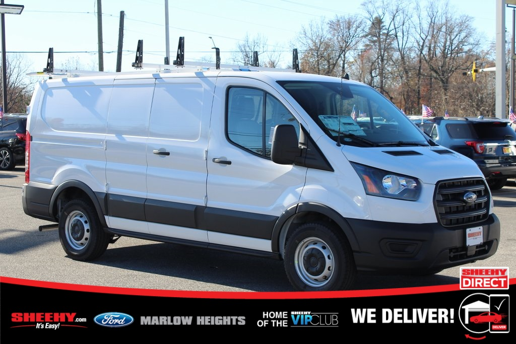 2020 Ford Transit 150 Low Roof 4x2, Adrian Steel Upfitted Cargo Van #BB54037 - photo 1