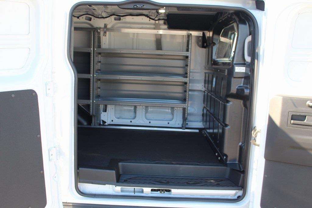 2020 Ford Transit 150 Low Roof 4x2, Adrian Steel Upfitted Cargo Van #BB54037 - photo 9